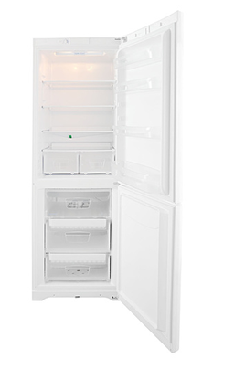 refrigerateur congelateur en bas indesit biaa 13 3617424. Black Bedroom Furniture Sets. Home Design Ideas