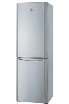 Refrigerateur congelateur en bas BIAA 13P SI SILVER Indesit