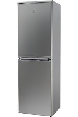 Refrigerateur congelateur en bas Indesit CAA 55 NX