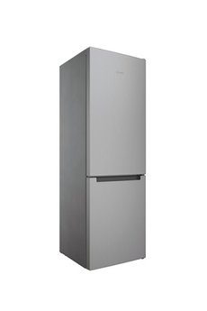 Refrigerateur congelateur en bas Indesit INFC9TI22X
