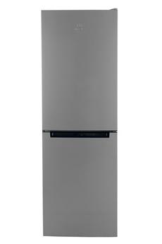 Refrigerateur congelateur en bas LI7 FF2 S B SILVER Indesit