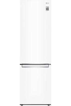 Refrigerateur congelateur en bas Lg GBB72SWVFN
