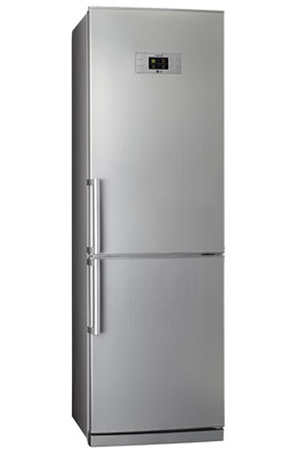 refrigerateur congelateur en bas lg gc b3995 blq silver. Black Bedroom Furniture Sets. Home Design Ideas