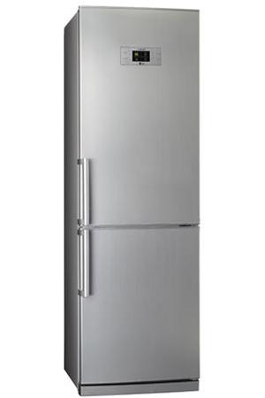 refrigerateur congelateur en bas lg gc b3995 blq silver darty. Black Bedroom Furniture Sets. Home Design Ideas