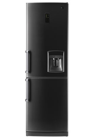 refrigerateur congelateur en bas lg gc f4090bck darty. Black Bedroom Furniture Sets. Home Design Ideas