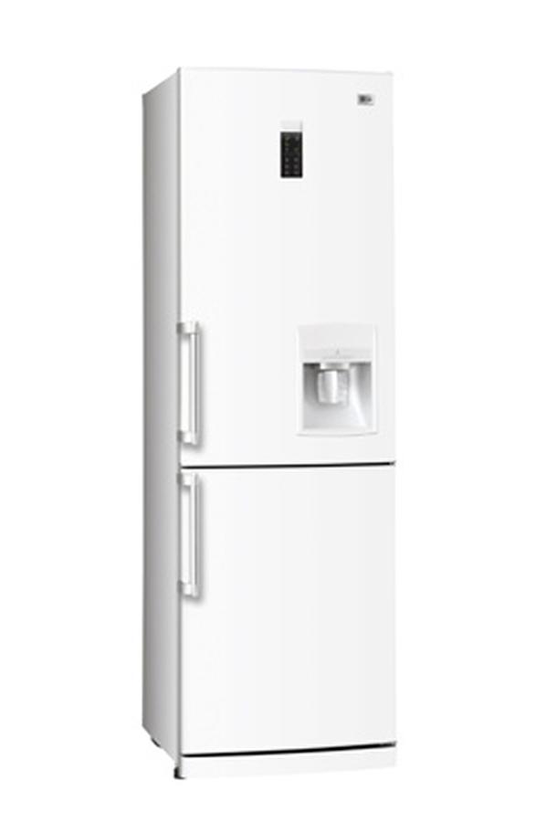 refrigerateur congelateur en bas lg gc f4092wht 3086356. Black Bedroom Furniture Sets. Home Design Ideas
