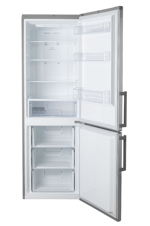 refrigerateur congelateur en bas lg gc5410ns 3816133 darty. Black Bedroom Furniture Sets. Home Design Ideas