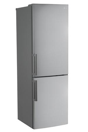 refrigerateur congelateur en bas lg gc5410ns darty. Black Bedroom Furniture Sets. Home Design Ideas