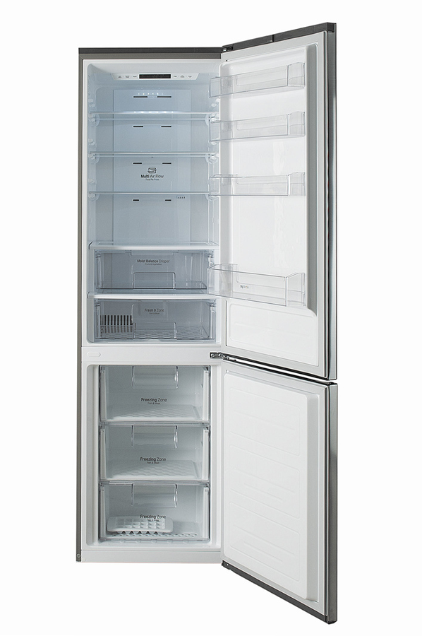 refrigerateur congelateur en bas lg gc5727ps inox 4112288. Black Bedroom Furniture Sets. Home Design Ideas