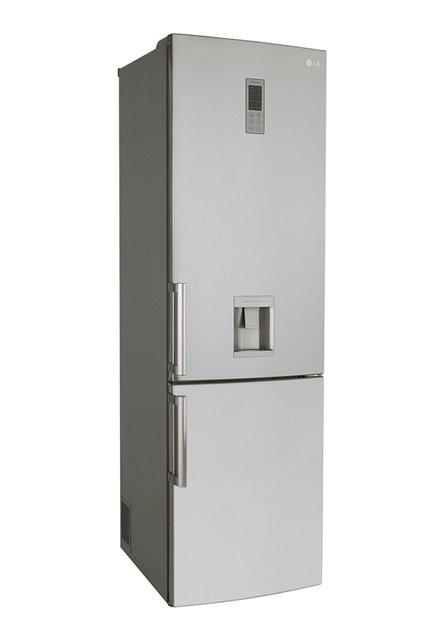 refrigerateur congelateur en bas lg gcf5728sc inox. Black Bedroom Furniture Sets. Home Design Ideas