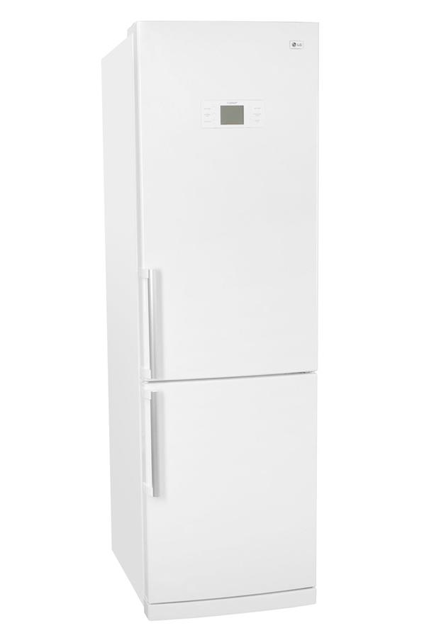 refrigerateur congelateur en bas lg gr b4591wht 3086275. Black Bedroom Furniture Sets. Home Design Ideas
