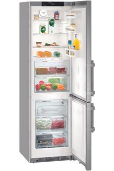 Refrigerateur congelateur en bas Liebherr CBNef 4835-20