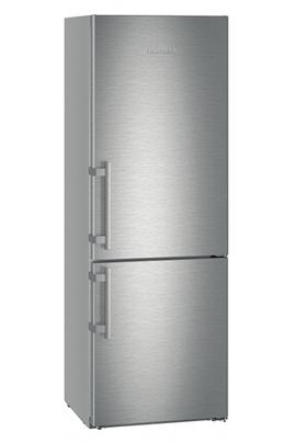 Volume 402 L - Dimensions HxLxP : 201x70x66.5 cm - A+++ Réfrigérateur à froid brassé 296 L Congélateur à froid ventilé 106 L Contrôle électronique