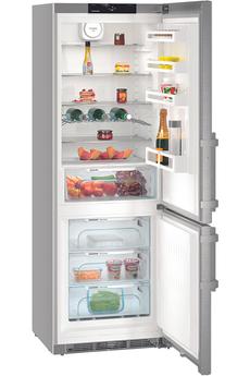Refrigerateur congelateur en bas Liebherr CNEF5735-20