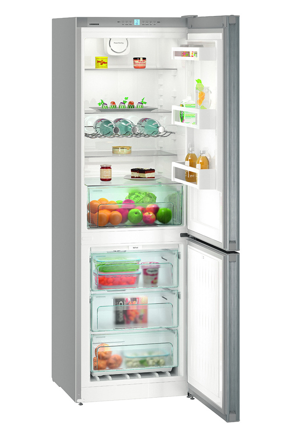refrigerateur congelateur en bas liebherr cnel 320 darty. Black Bedroom Furniture Sets. Home Design Ideas
