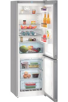 Refrigerateur congelateur en bas Liebherr CNel 322