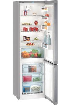 Refrigerateur congelateur en bas Liebherr CNel 362
