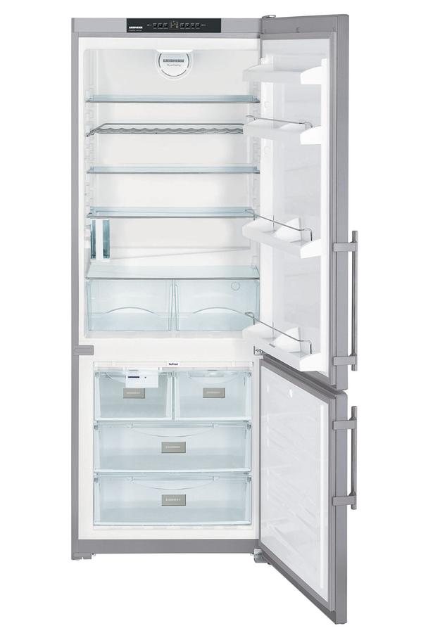 refrigerateur congelateur en bas liebherr cnesf5123 1 inox 15j cnesf5123 1 inox 3724956 darty. Black Bedroom Furniture Sets. Home Design Ideas