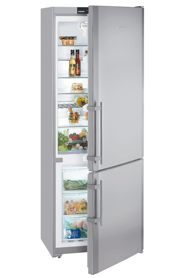 refrigerateur congelateur en bas liebherr cnesf 5113 2 inox 15j cnesf 5113 2 3724980 darty. Black Bedroom Furniture Sets. Home Design Ideas