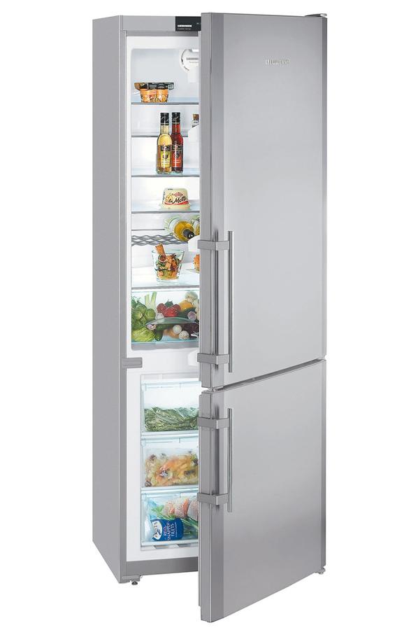 Refrigerateur congelateur en bas liebherr cnesf 5113 2 for Refrigerateur air brasse ou ventile