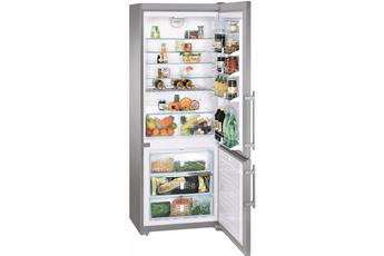 Refrigerateur congelateur en bas Liebherr CNP ESF 5156