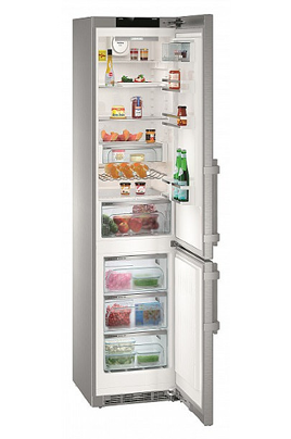 Refrigerateur congelateur en bas Liebherr CNPES 4858