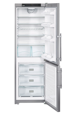 refrigerateur congelateur en bas liebherr cnpesf 3513 inox 15j cnpesf 3513 inox darty. Black Bedroom Furniture Sets. Home Design Ideas