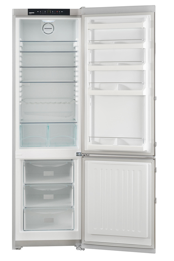 refrigerateur congelateur en bas liebherr cpesf3813 1 inox 3744744 darty. Black Bedroom Furniture Sets. Home Design Ideas