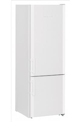 Volume 263 L - Dimensions HxLxP : 161.2x55x63 cm - A++ Réfrigérateur à froid Statique 210 L - 39 dB Congélateur à froid statique 53 L - Eclairage LED Système Vario Space