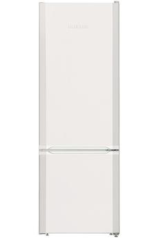 Refrigerateur congelateur en bas Liebherr CU281