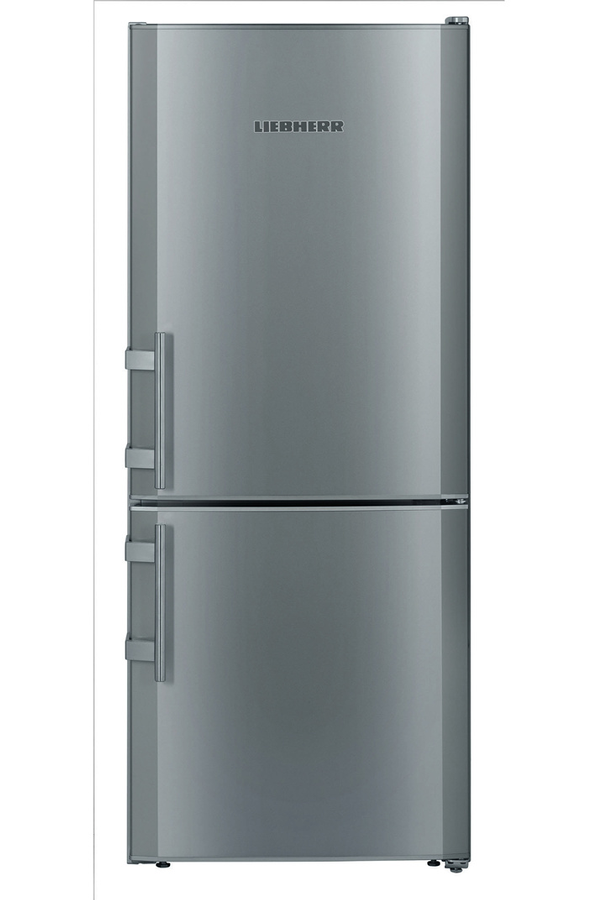 refrigerateur congelateur en bas liebherr cusl2311 silver. Black Bedroom Furniture Sets. Home Design Ideas