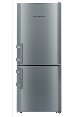 refrigerateur congelateur en bas liebherr cusl2311 silver darty. Black Bedroom Furniture Sets. Home Design Ideas
