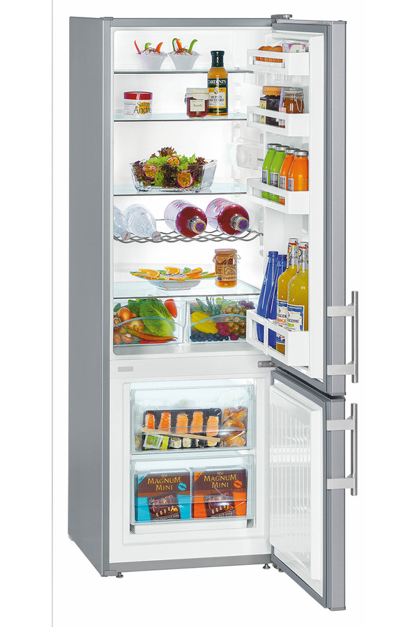 refrigerateur congelateur en bas liebherr cusl2811 4109805 darty. Black Bedroom Furniture Sets. Home Design Ideas