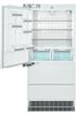 Refrigerateur congelateur encastrable ECBN 6156G-1 Liebherr