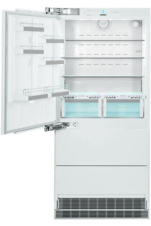 refrigerateur congelateur encastrable liebherr ecbn 6156g 1 darty. Black Bedroom Furniture Sets. Home Design Ideas