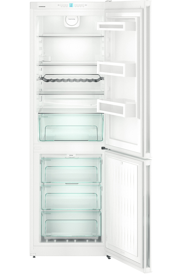 refrigerateur congelateur en bas liebherr gkn3310 darty. Black Bedroom Furniture Sets. Home Design Ideas
