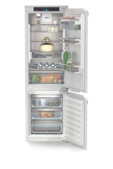 Refrigerateur congelateur en bas Liebherr SICND5153-20 178cm