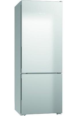 Volume 277 L - Dimensions HxLxP : 162.3x60x63 cm - A++ Réfrigérateur à froid statique 222 L Congélateur à froid statique 55 L Eclairage LED - Technologie Comfort Frost