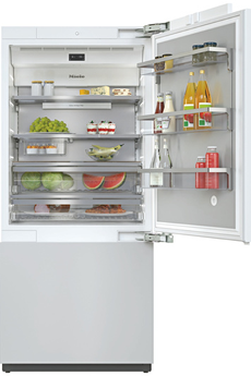 Refrigerateur congelateur en bas Miele KF 2901 VI Darty