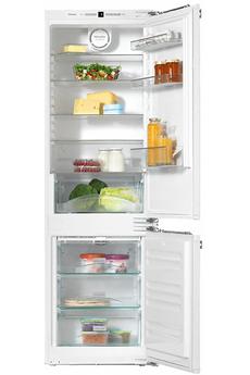 Refrigerateur congelateur en bas Miele KFN 37232 ID 178 CM