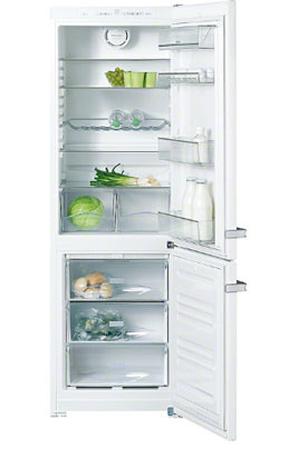 Refrigerateur congelateur en bas miele kfn 12823 sd 1 blanc darty - Refrigerateur miele 1 porte ...