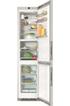 Refrigerateur congelateur en bas KFN 29483 D EDT/CS Miele