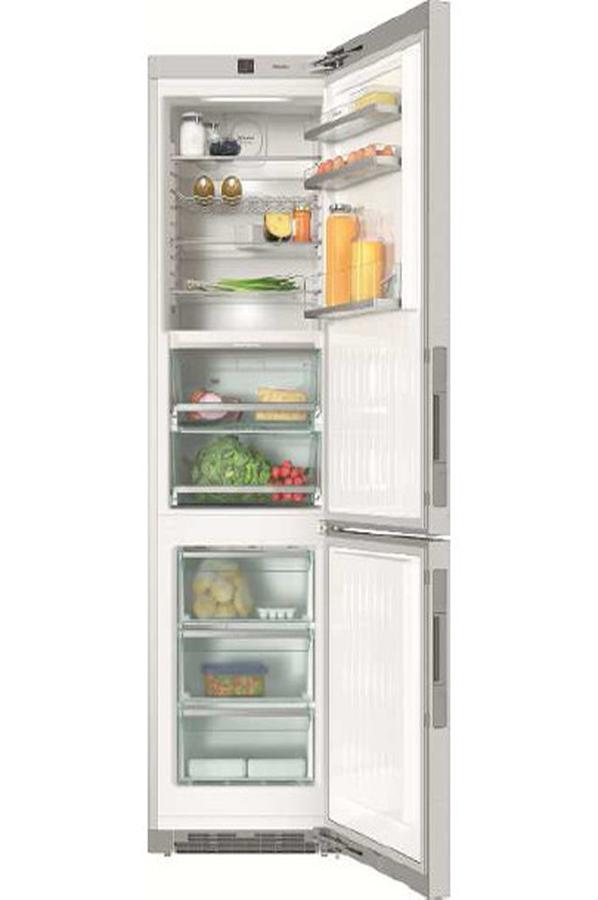 refrigerateur congelateur en bas miele kfn 29483 d edt cs 4228421 darty. Black Bedroom Furniture Sets. Home Design Ideas