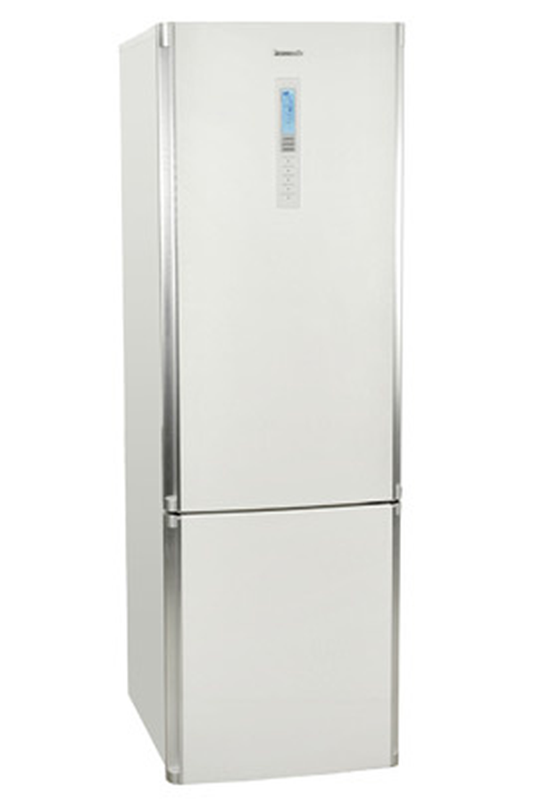 refrigerateur congelateur en bas panasonic nr b30fw1 we. Black Bedroom Furniture Sets. Home Design Ideas
