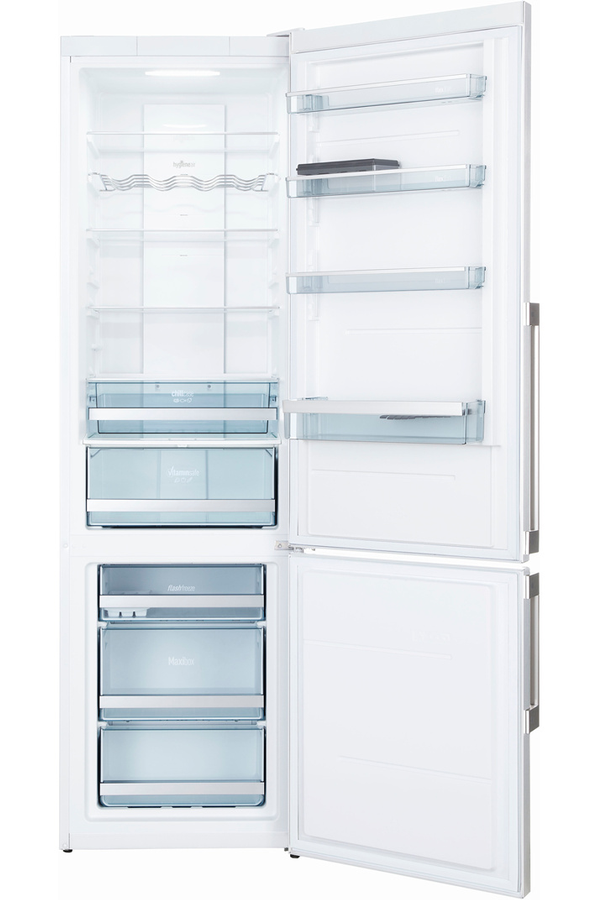 refrigerateur congelateur en bas panasonic nr bn34ew2 e. Black Bedroom Furniture Sets. Home Design Ideas