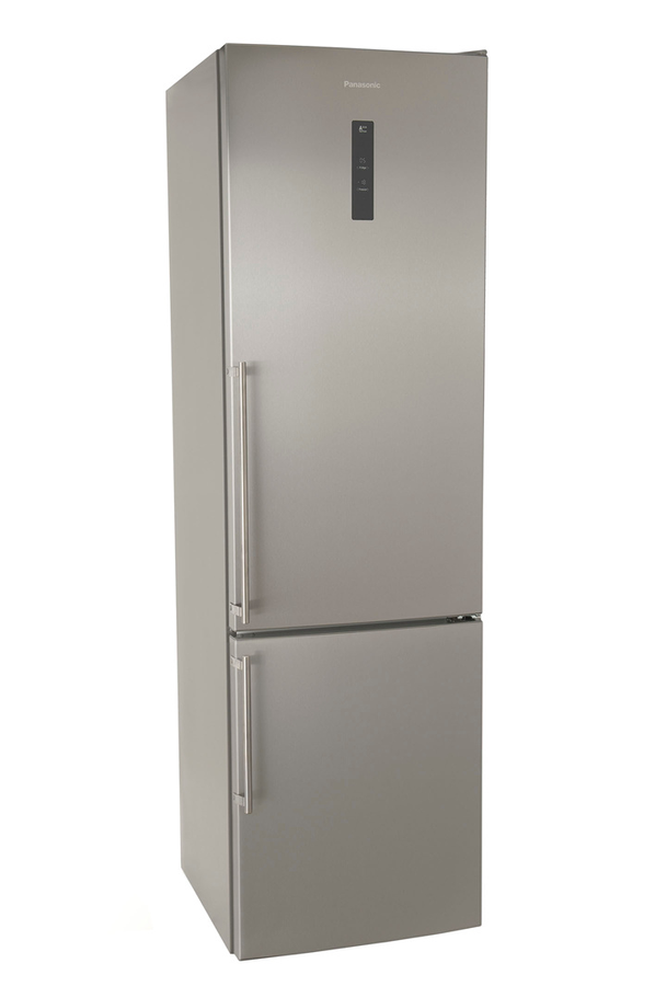 refrigerateur congelateur en bas panasonic nr bn34fx1 e 4023030 darty. Black Bedroom Furniture Sets. Home Design Ideas