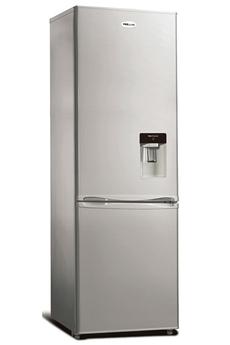 Refrigerateur congelateur en bas PLC 225 WD SILVER Proline