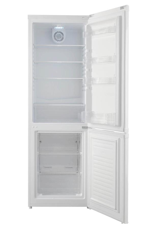 refrigerateur congelateur en bas proline pnfc 325 w blanc 3682587 darty. Black Bedroom Furniture Sets. Home Design Ideas