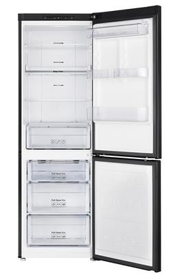 refrigerateur congelateur en bas samsung rb30j3000bc 4084519. Black Bedroom Furniture Sets. Home Design Ideas