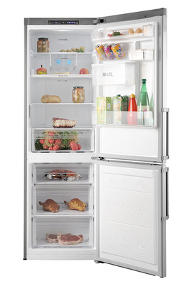 refrigerateur congelateur en bas samsung rb31fwjndsa inox 3753522. Black Bedroom Furniture Sets. Home Design Ideas